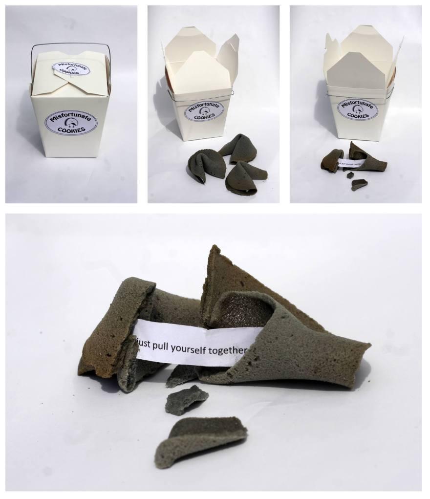 'Misfortunate Cookies' by Mi Tulip