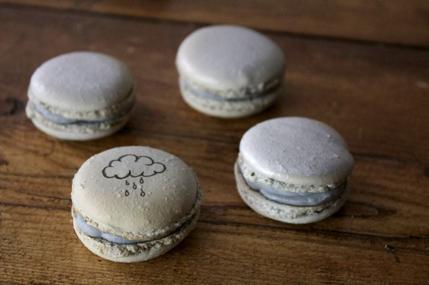 'One in Four Macarons' by Saff Miriam Kelly